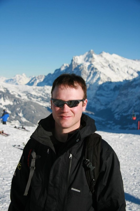 Will skiing in the mountains